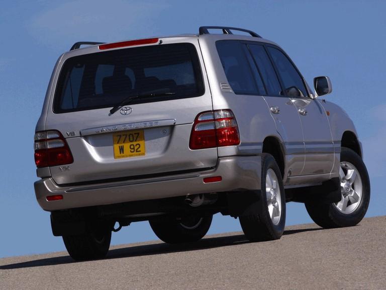 1998 Toyota Land Cruiser 100 272756