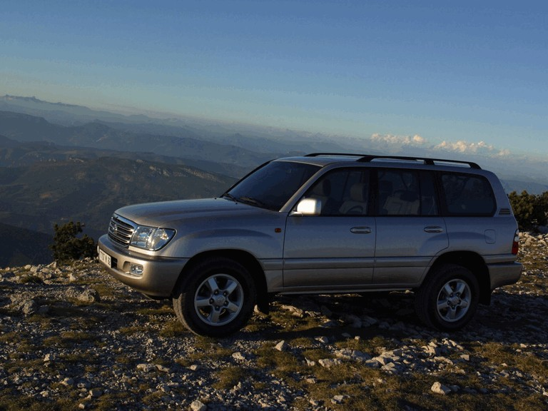 1998 Toyota Land Cruiser 100 272762
