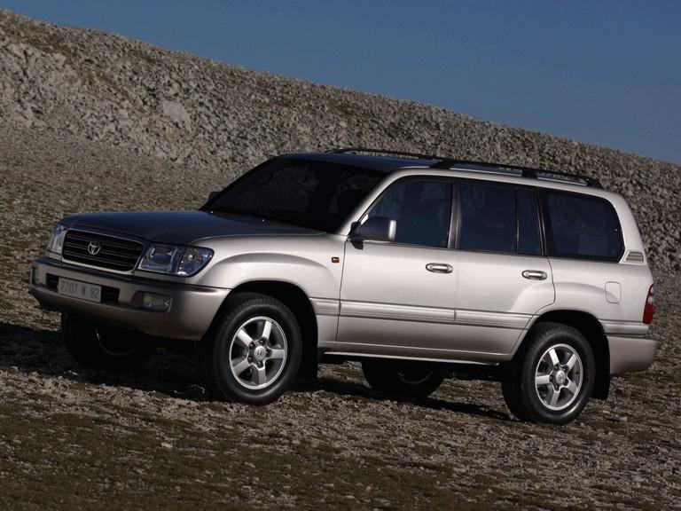 1998 Toyota Land Cruiser 100 272763