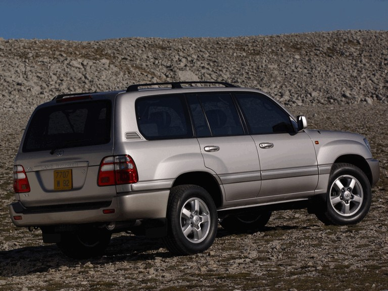 1998 Toyota Land Cruiser 100 272765