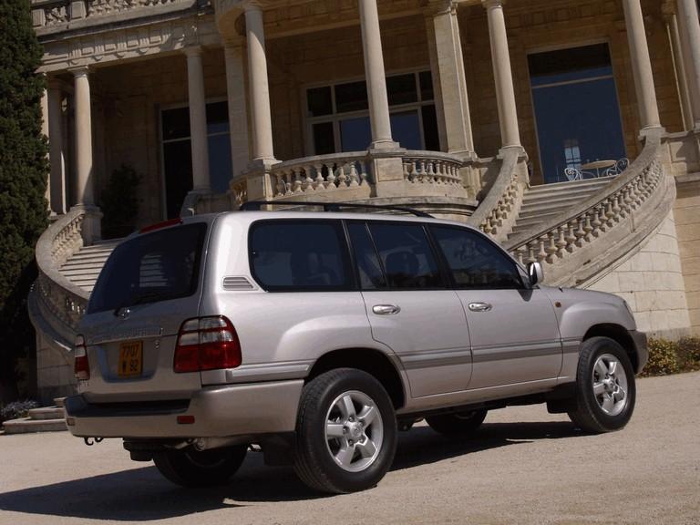 1998 Toyota Land Cruiser 100 272767