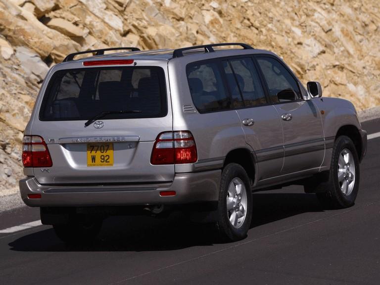 1998 Toyota Land Cruiser 100 272769