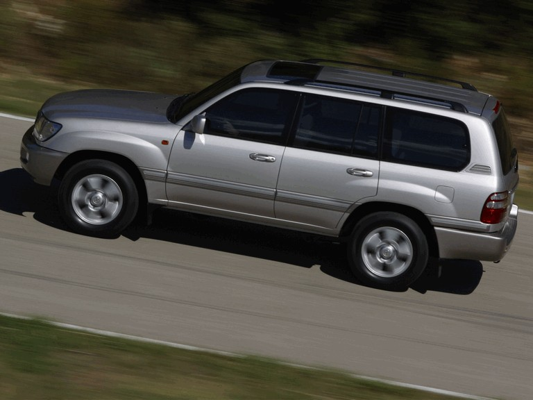 1998 Toyota Land Cruiser 100 272770