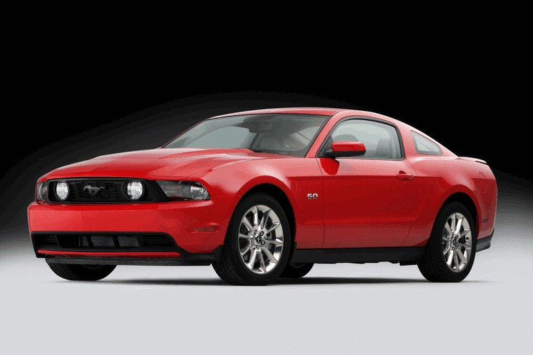 2011 Ford Mustang GT 272800