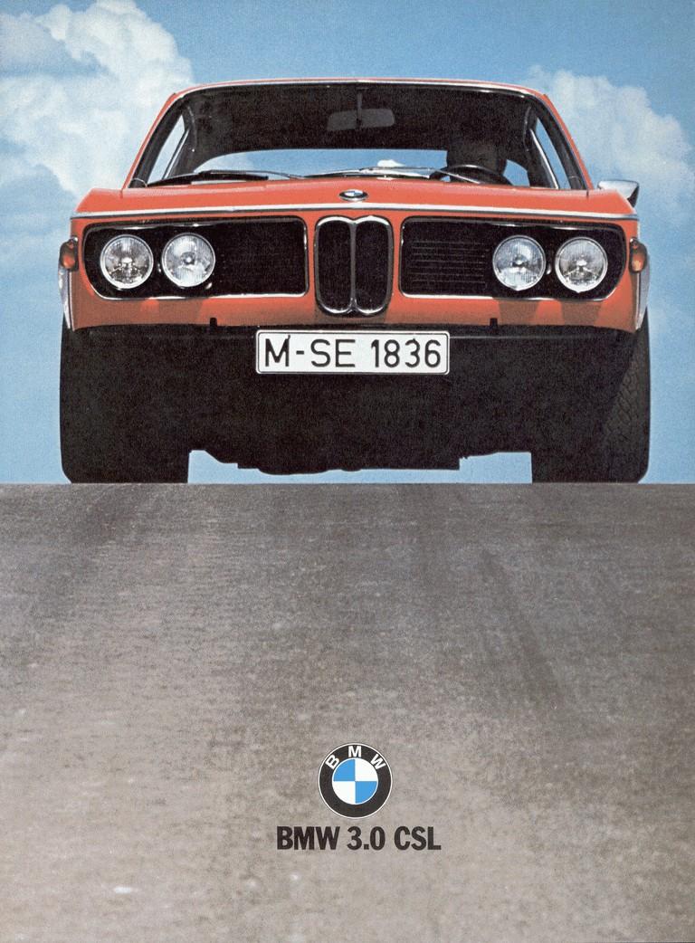 1971 BMW 3.0 CSL ( E09 ) 272863