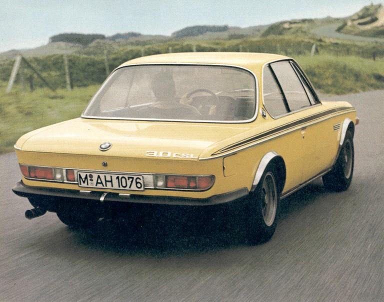 1971 BMW 3.0 CSL ( E09 ) 272865