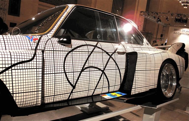 1976 BMW 3.0 CSL ( E09 ) Group 2 Art Car by Frank Stella 272912
