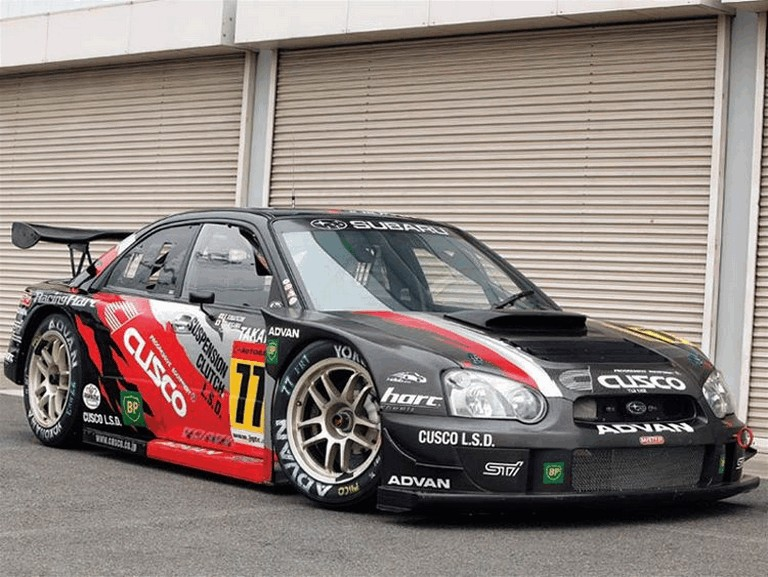 2003 Subaru Impreza Sti Gt300 by Cusco ( Black Sheep ) 272986