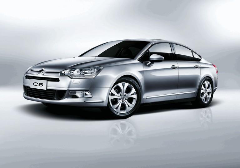 2009 Citroën C5 - Chinese version 273018