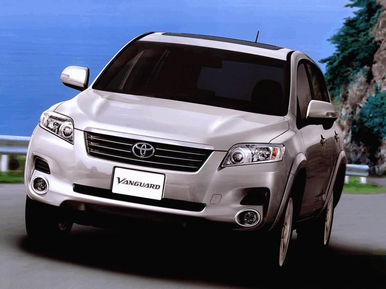 2007 Toyota Vanguard 273154