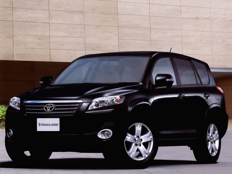 2007 Toyota Vanguard 273155