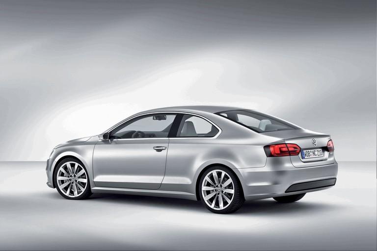 2010 Volkswagen New Compact coupé 273303