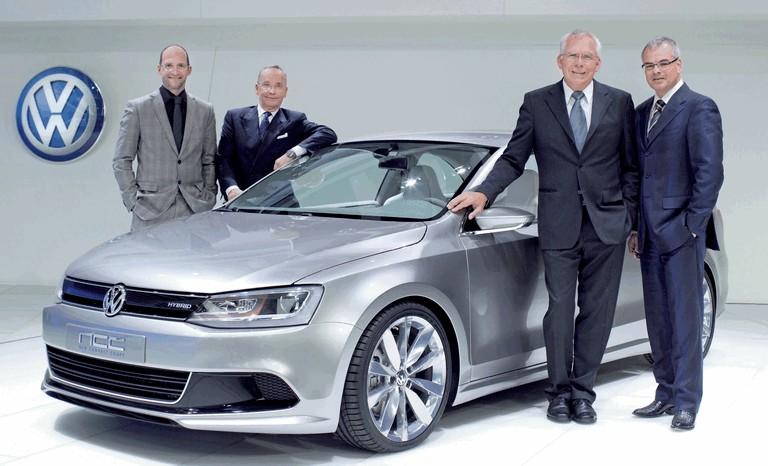 2010 Volkswagen New Compact coupé 273311