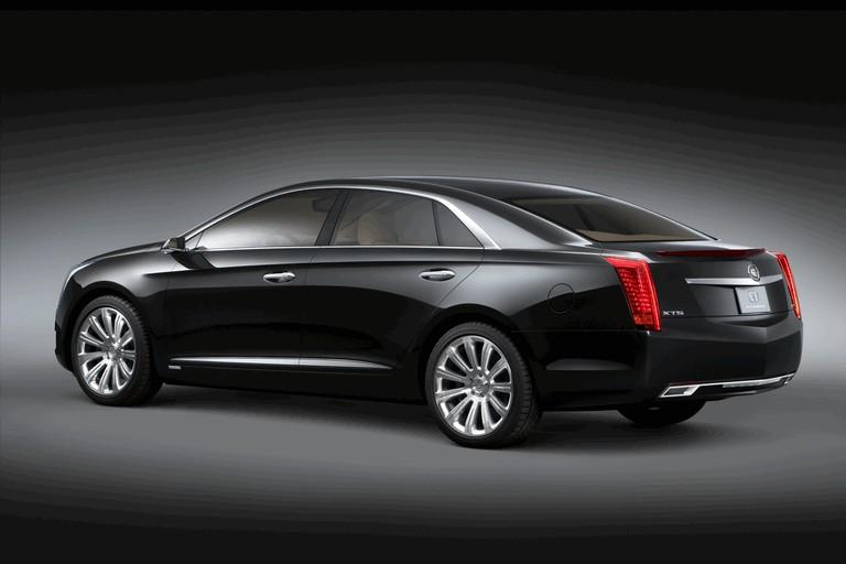 2010 Cadillac XTS Platinum concept 273403