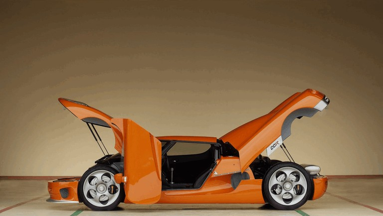 2004 Koenigsegg CCR 485539