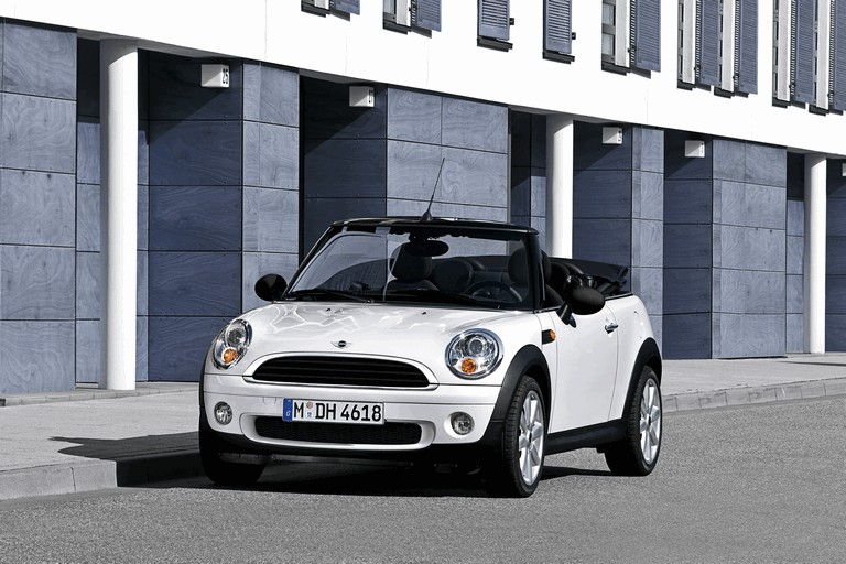 2010 Mini One Convertible 273529