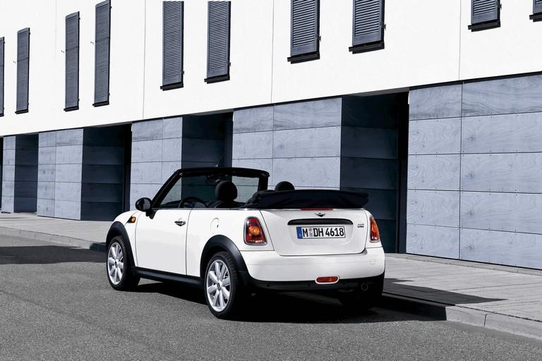 2010 Mini One Convertible 273531