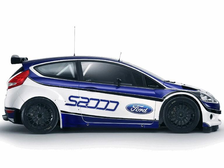 2009 Ford Fiesta S2000 273693