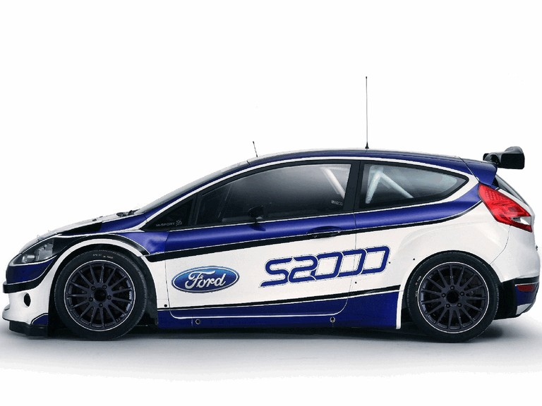 2009 Ford Fiesta S2000 273694