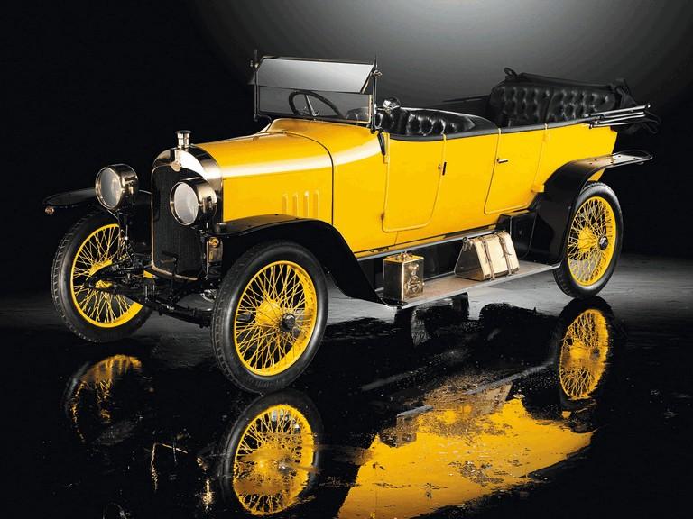 1912 Audi Typ-C 1435 PS Alpensieger 273882