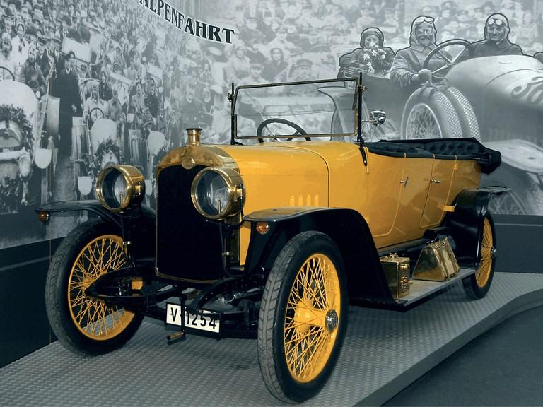 1912 Audi Typ-C 1435 PS Alpensieger 273885