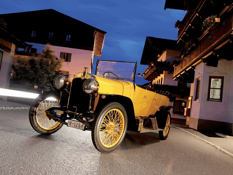 1912 Audi Typ-C 1435 PS Alpensieger 273886