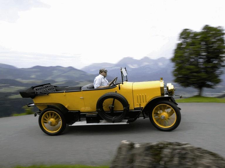 1912 Audi Typ-C 1435 PS Alpensieger 273888