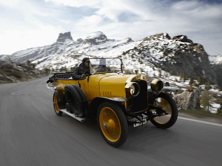 1912 Audi Typ-C 1435 PS Alpensieger 273889