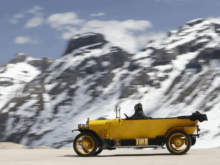 1912 Audi Typ-C 1435 PS Alpensieger 273890