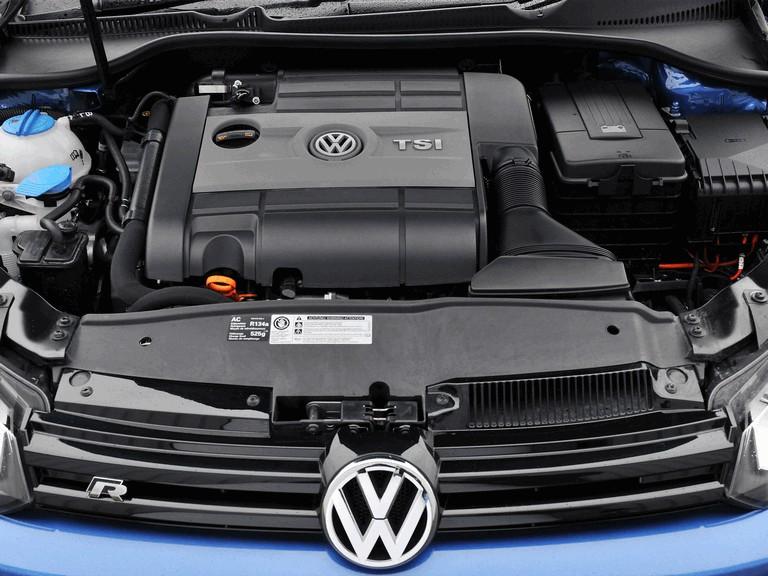 2009 Volkswagen Golf R 3-door - UK version 274066