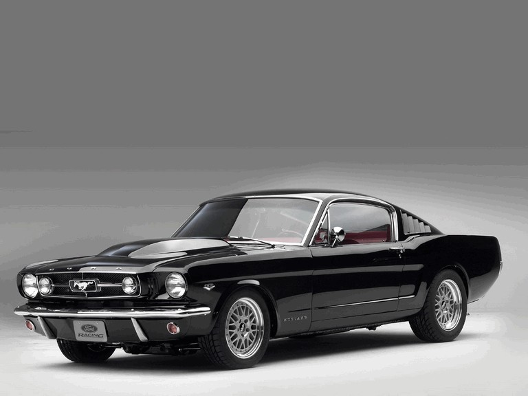 1965 Ford Mustang 194919