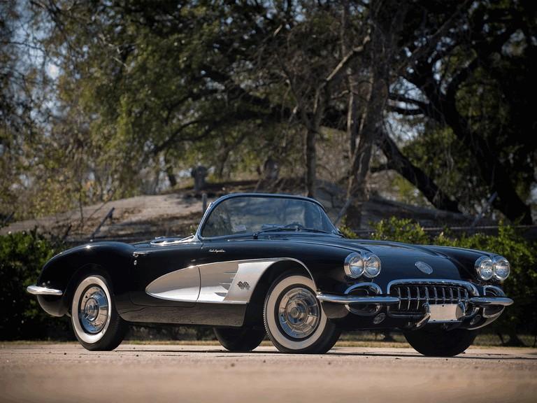 1958 Chevrolet Corvette C1 Free High Resolution Car Images