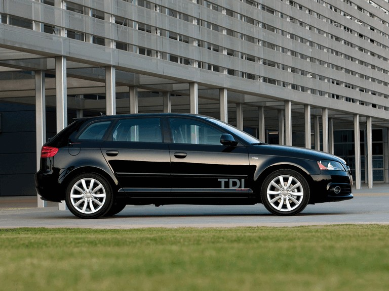 2009 Audi A3 Sportback TDI Clean Diesel ( 8PA ) 274317