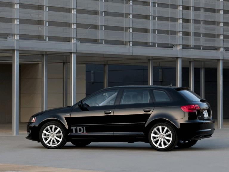 2009 Audi A3 Sportback TDI Clean Diesel ( 8PA ) 274318