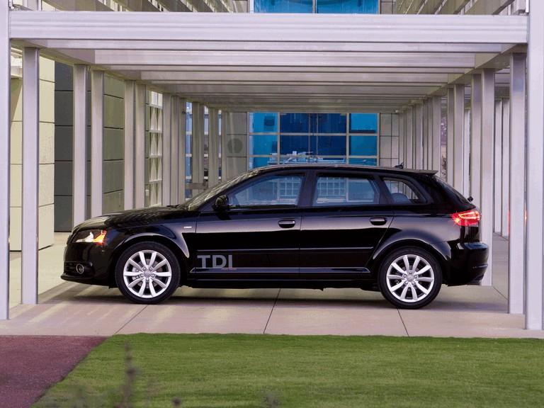 2009 Audi A3 Sportback TDI Clean Diesel ( 8PA ) 274319