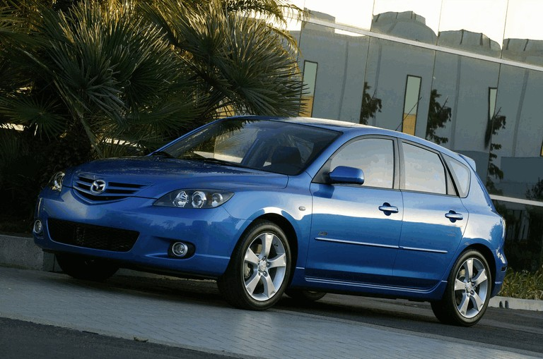 2004 Mazda 3 485638