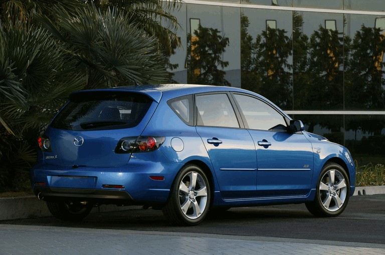 2004 Mazda 3 485639