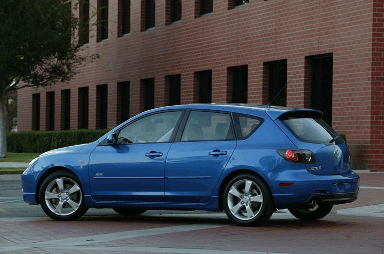 2004 Mazda 3 485641