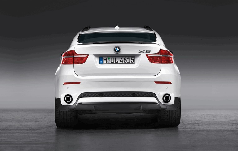 2010 BMW X6 with performance package 274780