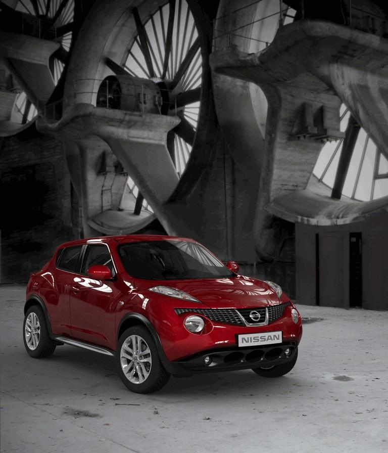 2010 Nissan Juke 274902