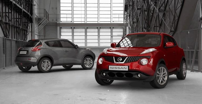 2010 Nissan Juke 274909
