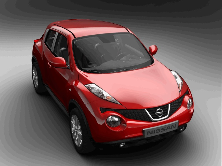 2010 Nissan Juke 274915