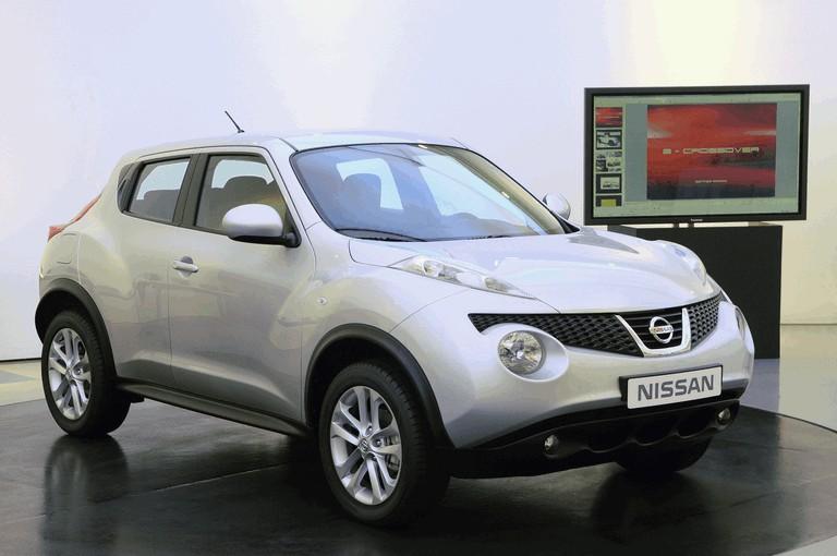 2010 Nissan Juke 274925