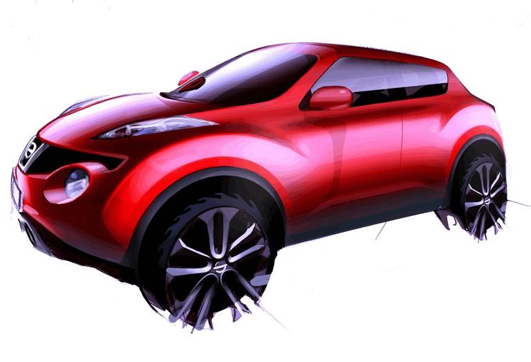 2010 Nissan Juke 274952