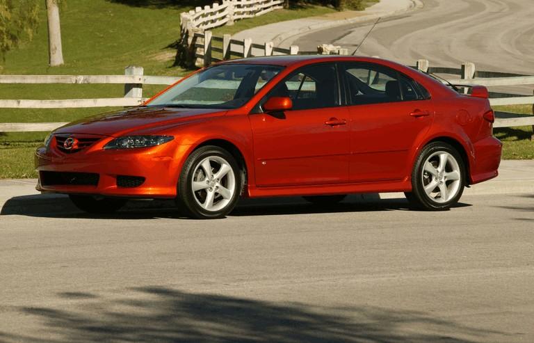 2004 Mazda 6 485665