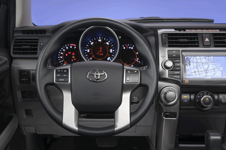 2010 Toyota 4Runner Trail 275200