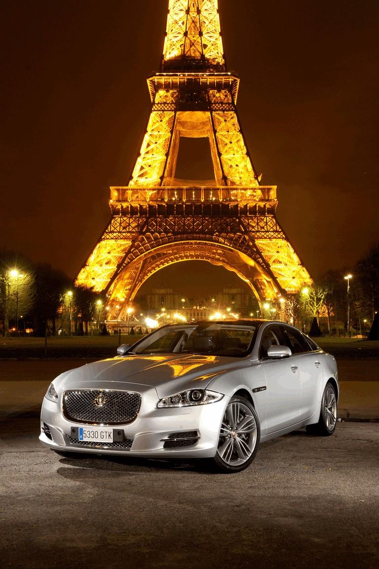 2010 Jaguar XJ 275243