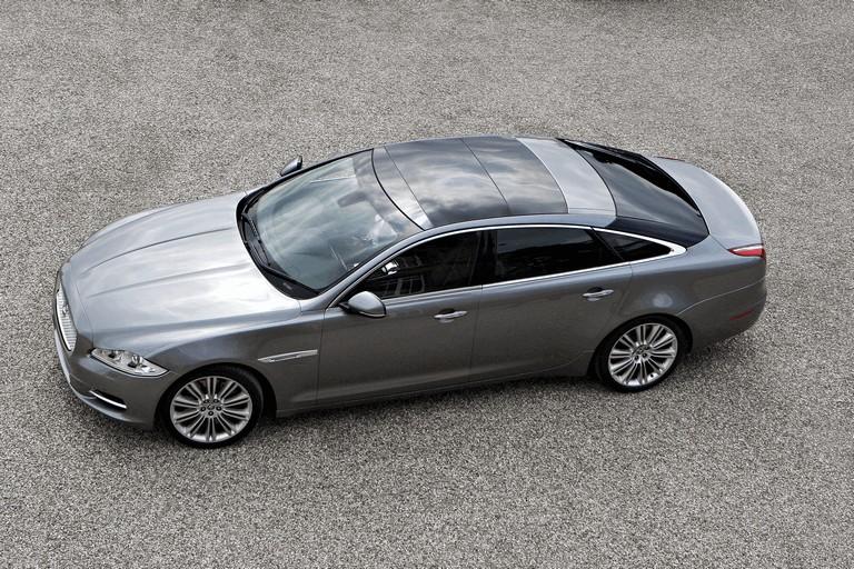 2010 Jaguar XJ 275263