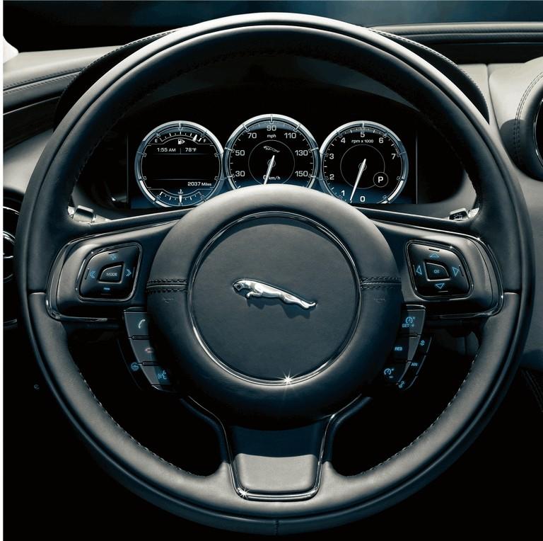 2010 Jaguar XJ 275291