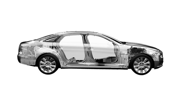 2010 Jaguar XJ 275307
